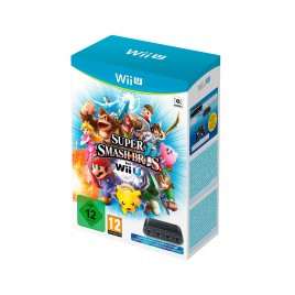 Super Smash Bros inkl. GameCube Controller Adapter