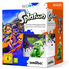 Splatoon Special Edition inkl. Inkling-Tintenfisch