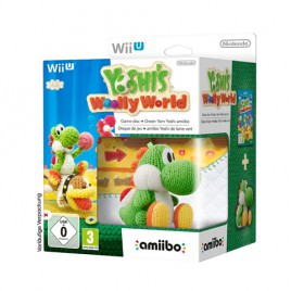 Yoshi's Woolly World Special Edition inkl. amiibo