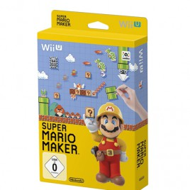 Super Mario Maker – Artbook Edition
