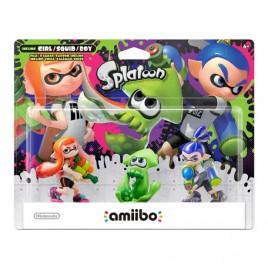 Splatoon Series amiibo 3-Pack