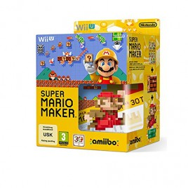 Super Mario Maker inkl. amiibo