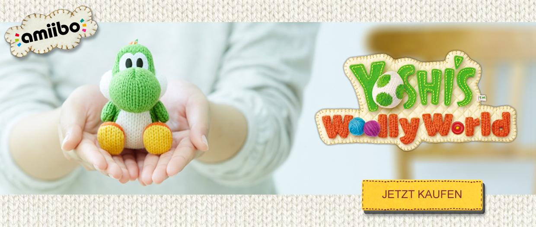 Yoshis Woolly World amiibo