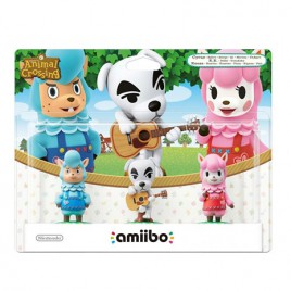Animal Crossing 3er-Pack