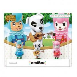 Animal Crossing 3er-Pack