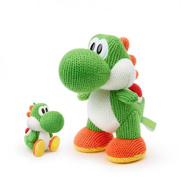 Nintendo bringt Mega-Woll-Yoshi