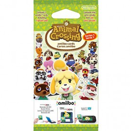 amiibo Karten Animal Crossing Serie 1