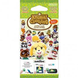 amiibo Karten Animal Crossing Serie 1