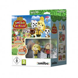 Animal Crossing: amiibo Festival + 2 amiibo-Figuren