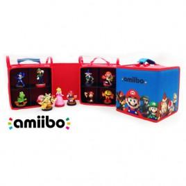 amiibo Koffer für 8 Figuren