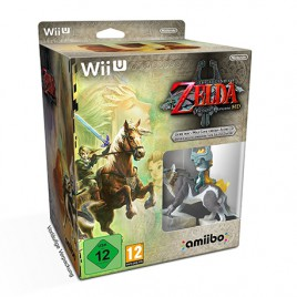 Zelda Twilight Princess inkl. Wolf Link