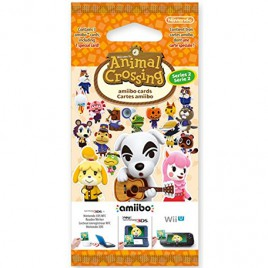 amiibo Karten Animal Crossing Serie 2